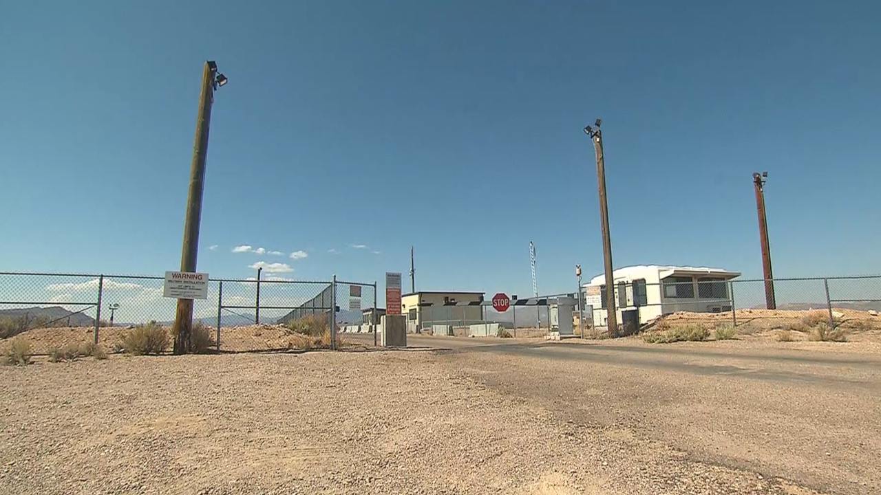 Feds warn UFO enthusiasts against storming Area 51: The military 'stands ready'