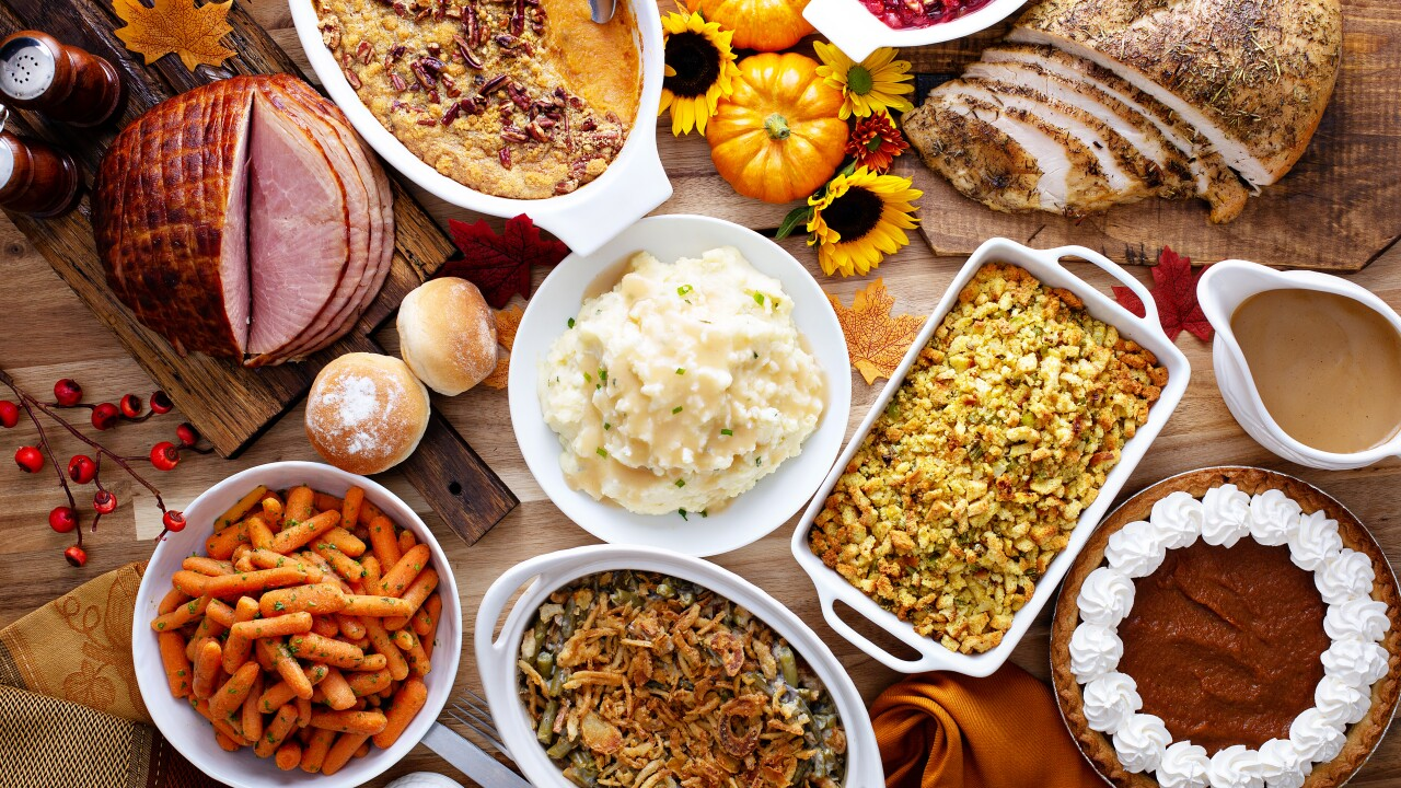 Watch out for these illnesses tied to recalled foods at Thanksgiving