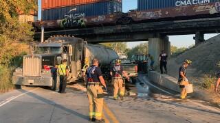 shawnee semi crash under bridge.jpg