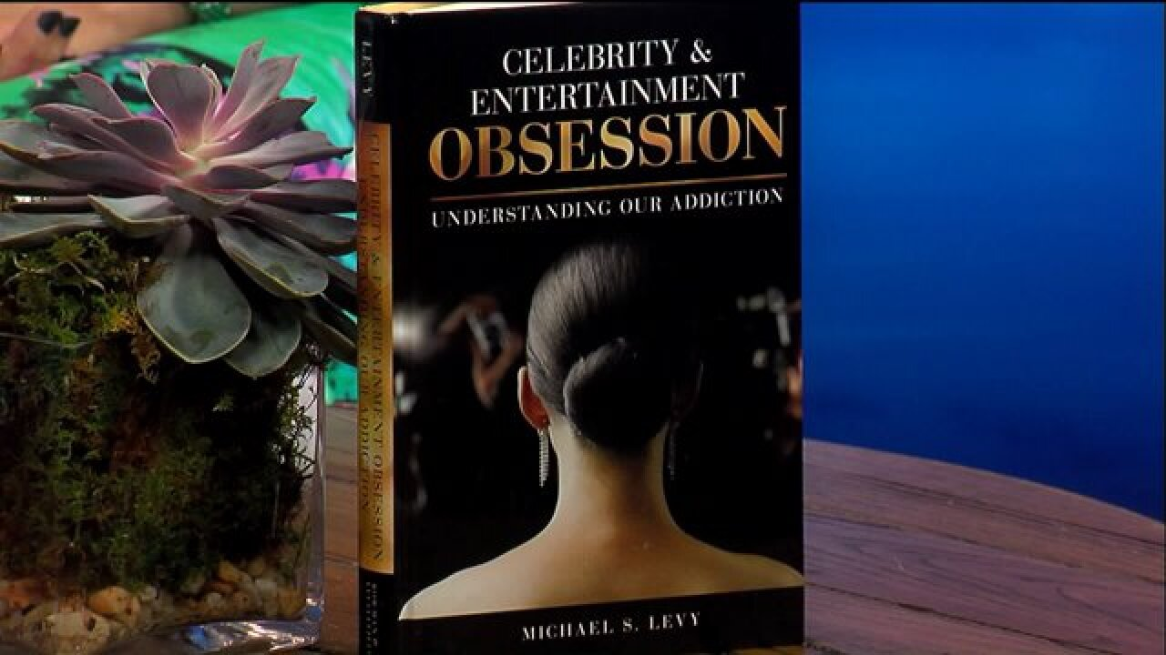 Dr. Levy's latest book explores society's obsession withcelebrities