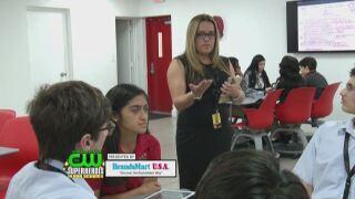 Superheroes in our Schools: Dr. Yvette de laVega