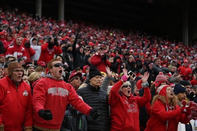 Ohio State/Michigan photo gallery