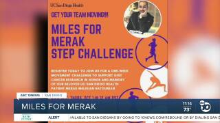 Step challenge created to find cure for rare cancer