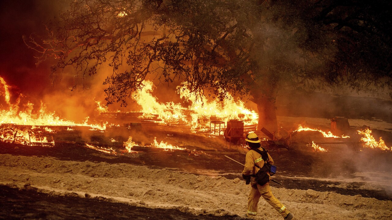 Record-breaking California wildfires surpass 4 million acres