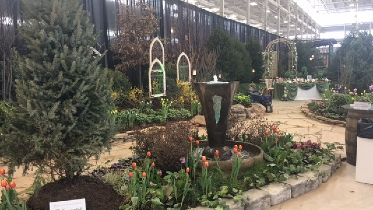 PHOTOS: Indiana Flower and Patio Show