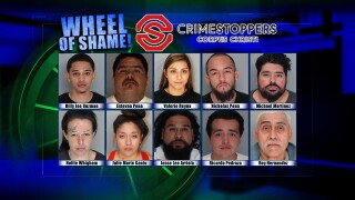Wheel Of Shame Fugitives:  August 7, 2019