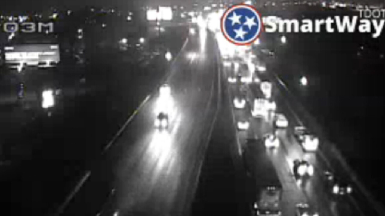 1 Killed In Crash On I-40E In Nashville