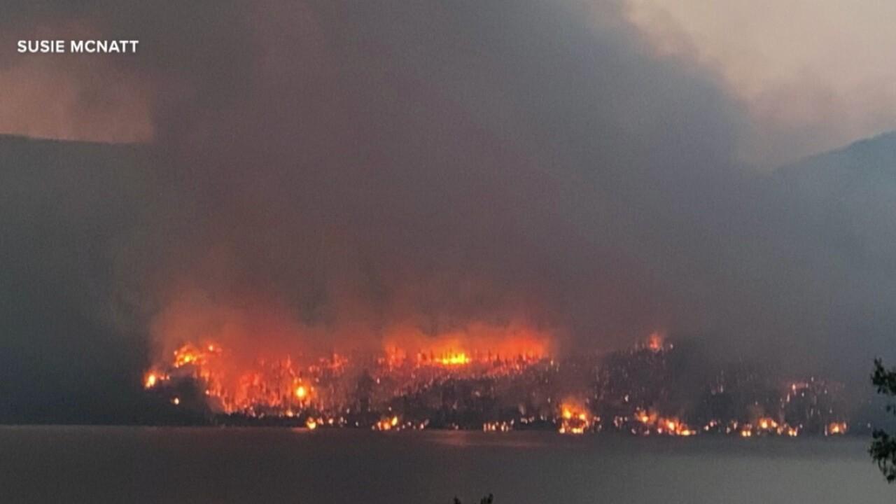 Boulder Fire