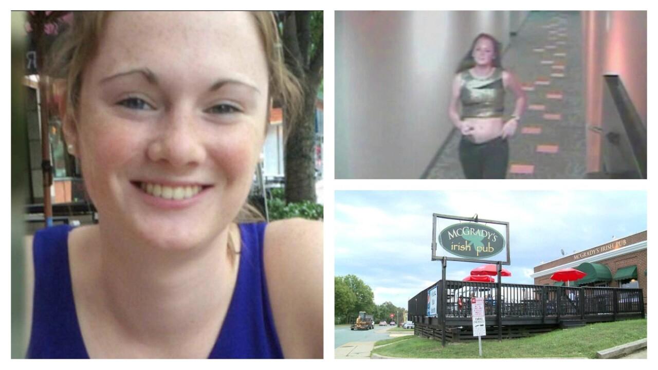 Police now think UVa. student Hannah Graham's last text wasincorrect