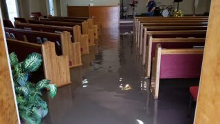 Reports of flooding, damage and road closures: ST. MARTIN PARISH