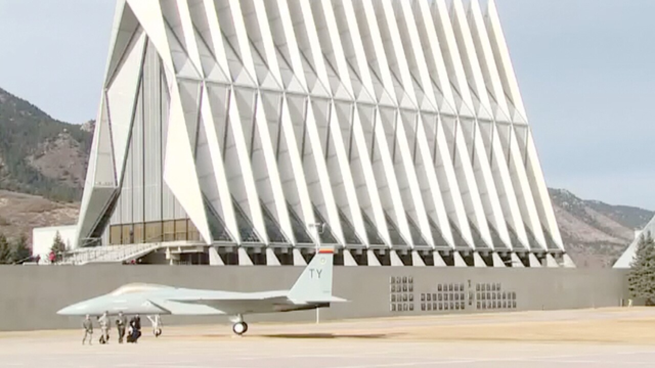 Air Force Academy to restructure sexual-assault office