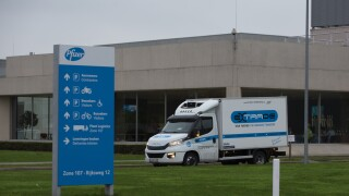 Pfizer cites supply chain obstacles, lowers estimates for COVID-19 vaccine in 2020, says reports
