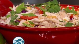 Ann Cox Eastes Recipe for Asian Chicken Salad
