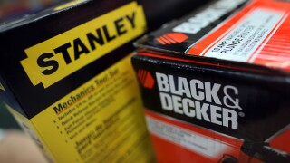 Stanley To Buy Black And Decker