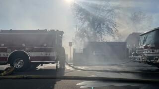 Grace Street Fire, Bakersfield, July 20, 2021