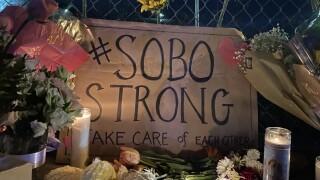 Vigil in Boulder
