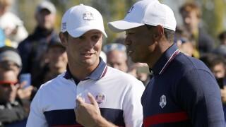 Bryson Dechambeau, Tiger Woods