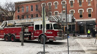 Cleveland Fire Department file image