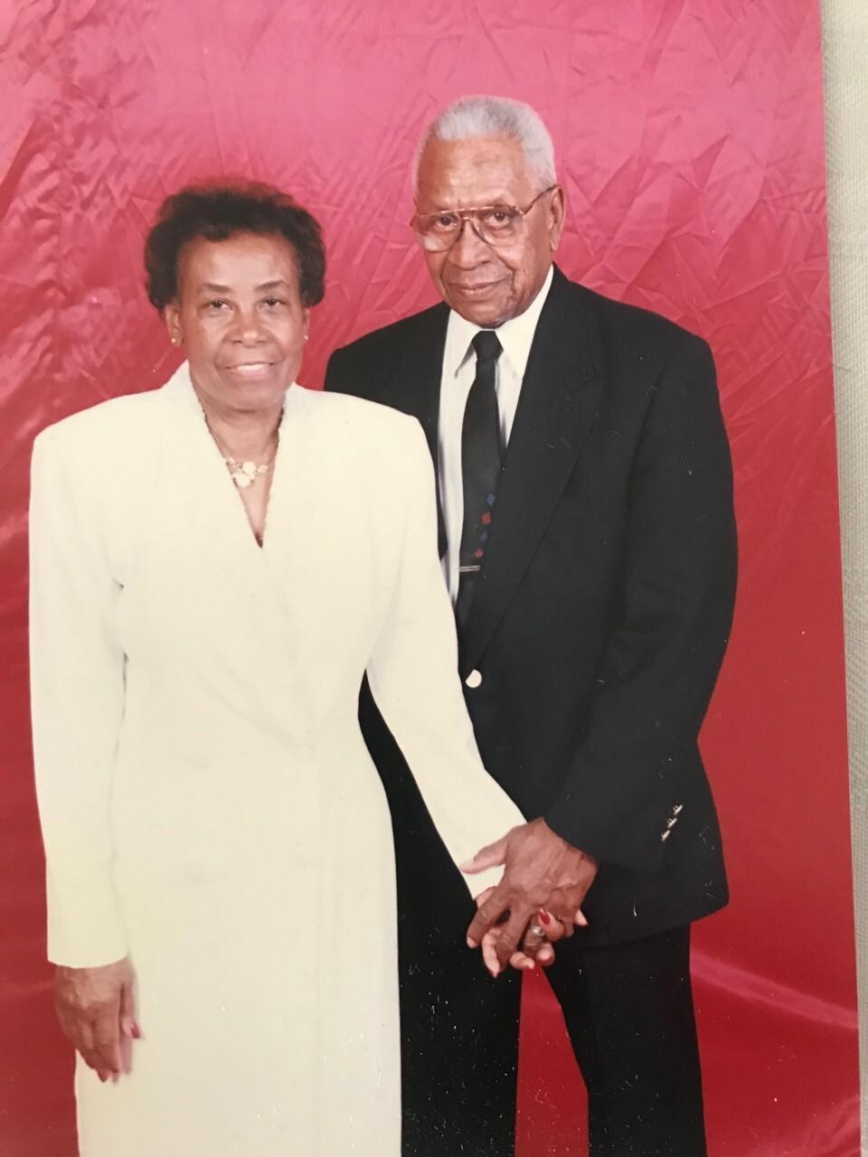 Alonzo and Theresa Robinson