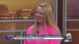 Susan G. Komen expands in South Florida