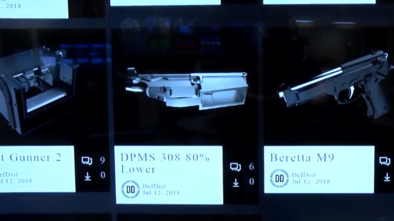 Online plans to print 3-D guns concern dad of MSD shooting victim, law enforcement, politicians