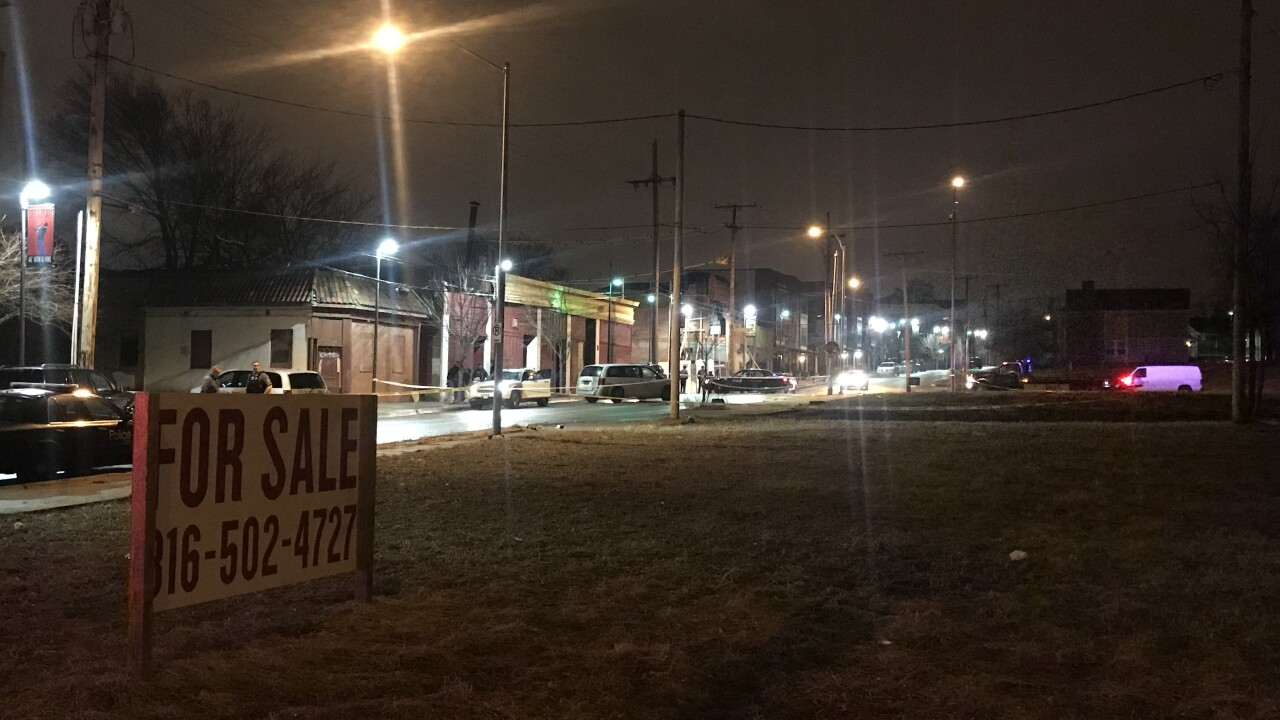 Two shot, one killed at 19th & Vine