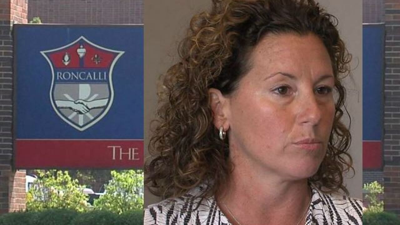 Roncalli parent defends school and guidance counselor, calls