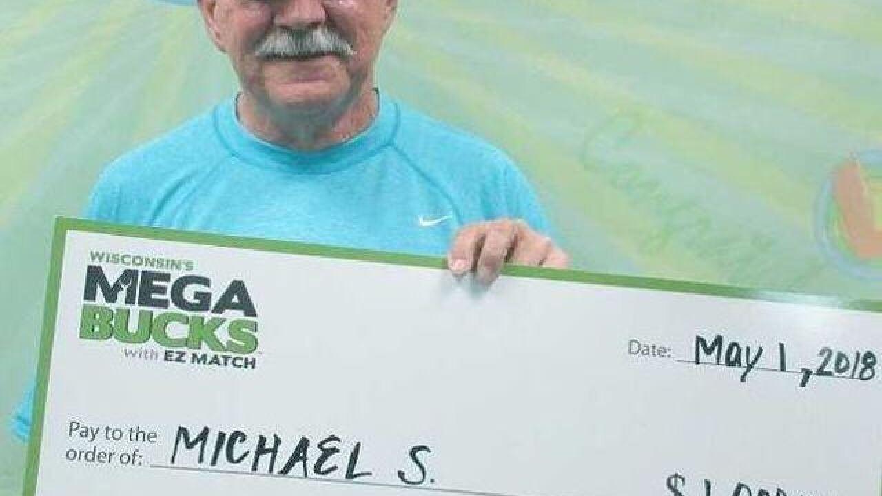 Retired Kenosha Veteran Wins 1 Million Megabucks Jackpot