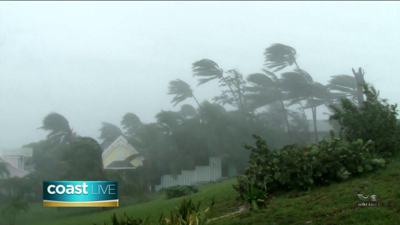 Natural disaster preparation tips on CoastLive