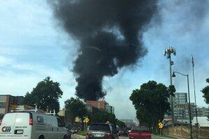 Madison MGE Fire