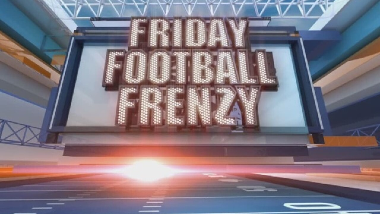Indiana high school football: The full schedule of Friday's games