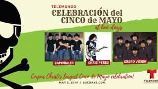 Celebracion del Cinco De Mayois at Buc Days