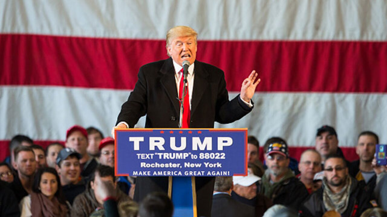 Fact-Check: Trump calls CO GOP caucuses 'rigged'