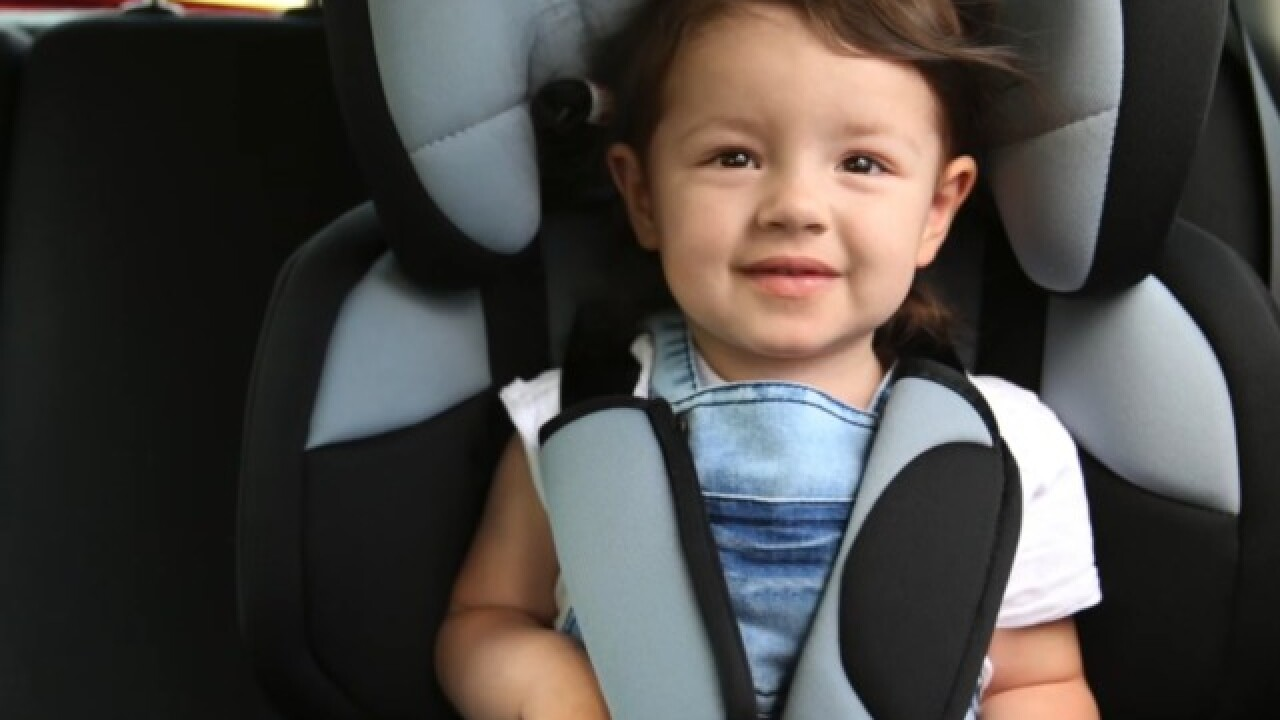 Pediatrics association makes changes to car seat regulations