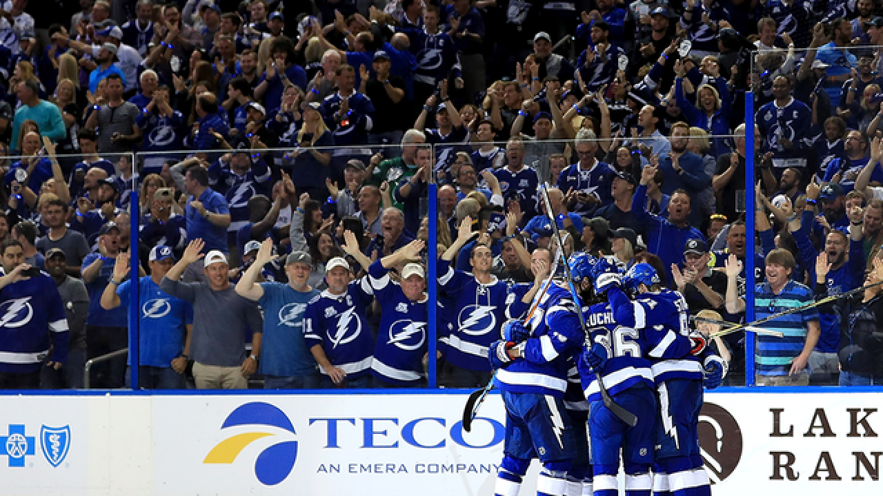 Hockey is back! Tampa Bay Lightning preseason starts tomorrow