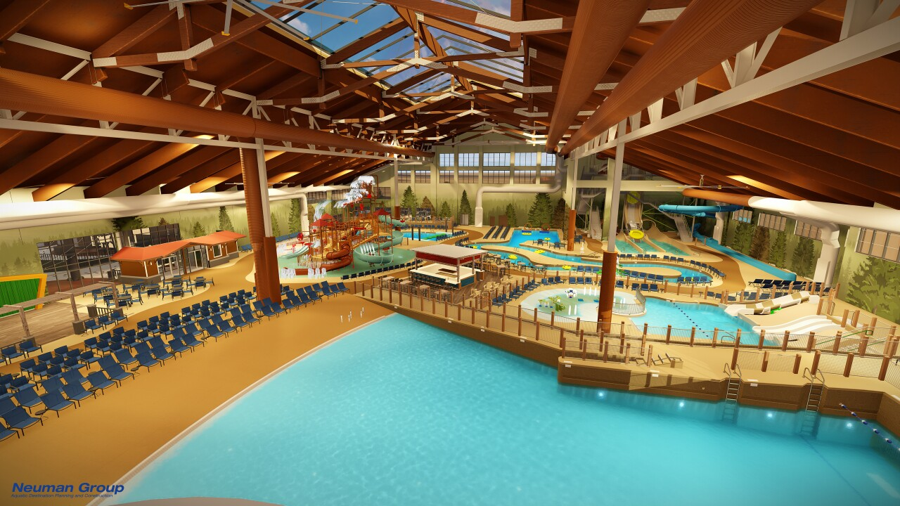 Great Wolf Lodge Arizona indoor
