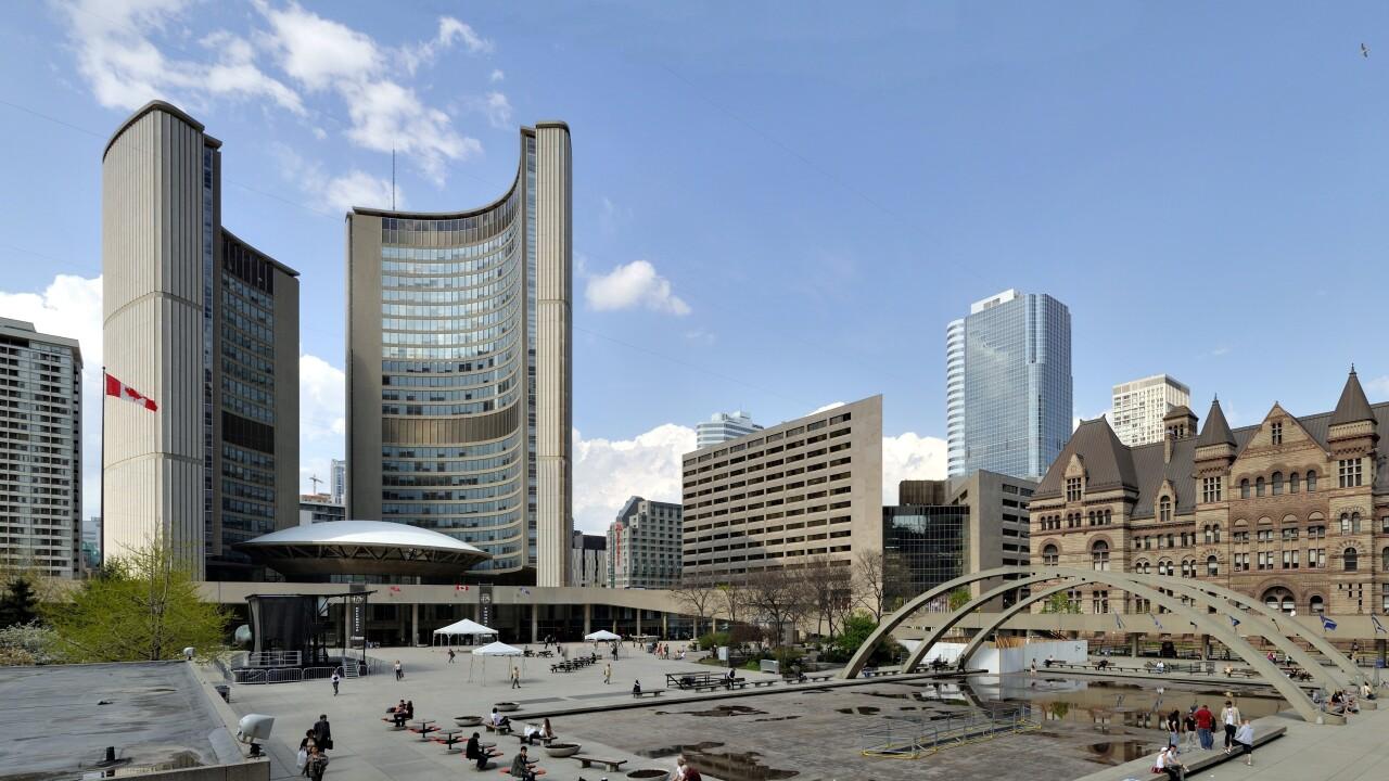 Toronto Police: Reports of gunshots at Raptors victory celebration