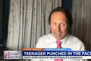 Teenage McDonalds employee punched in face for forgetting condiment