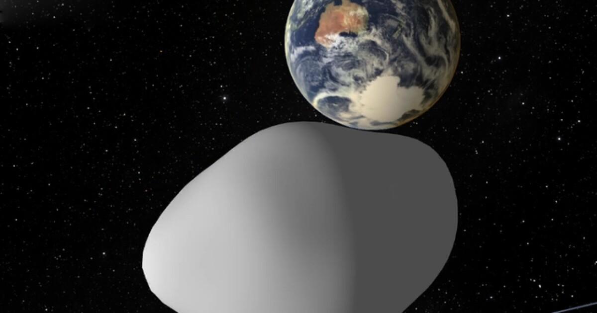 asteroid near earth - 900×675