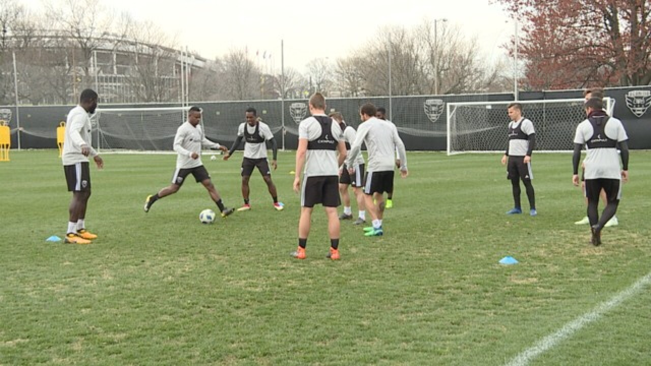 D.C. United to play in Annapolis on Saturday