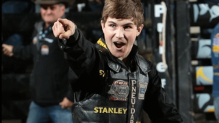 Jess Lockwood PBR Rookie of the Year