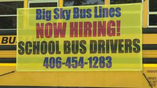 Big Sky Bus Lines needs drivers in Great Falls
