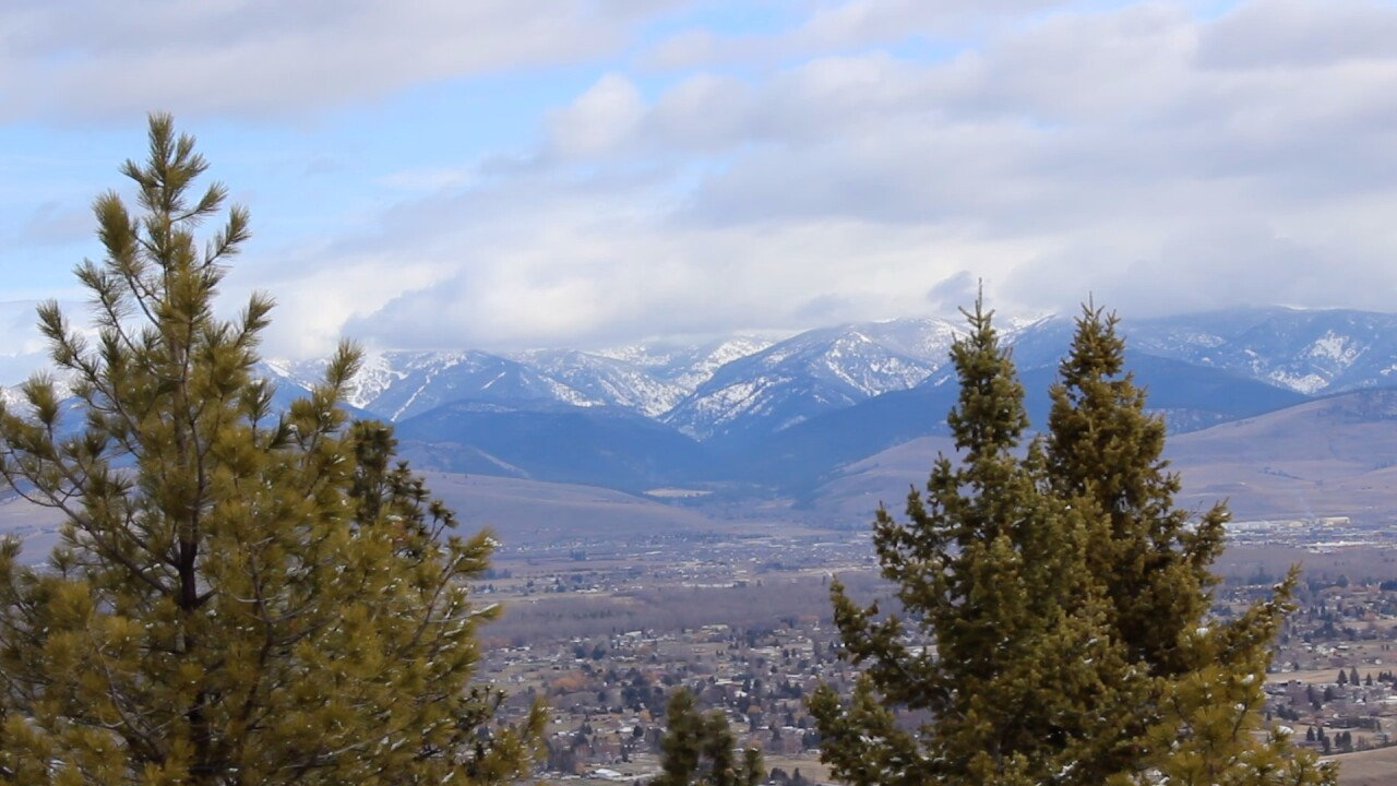 Blue Mountain Missoula
