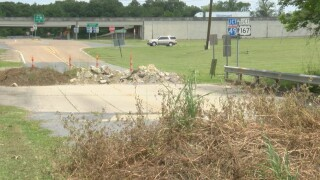 Judson Walsh Bridge in Opelousas likely won't open until mid-2020