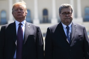 Trump asks Barr to open investigation based on questionable reports regarding Hunter Biden's emails