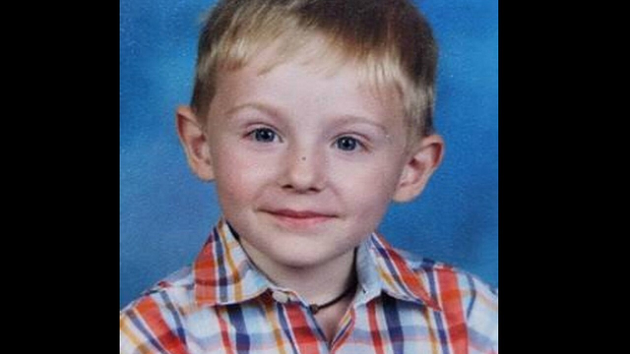 Medical examiner confirms that body found was missing 6-year-old Maddox Ritch