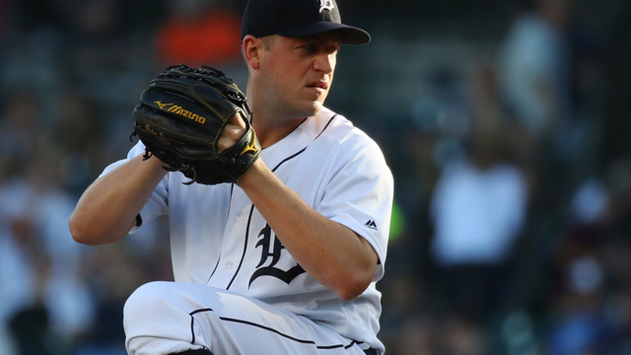 Jordan Zimmermann strikes out 11 as Tigers beat Rangers