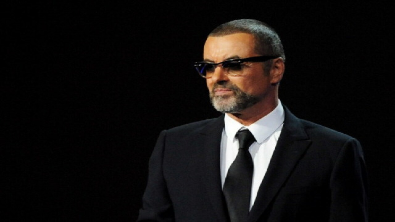 Musician George Michael has died