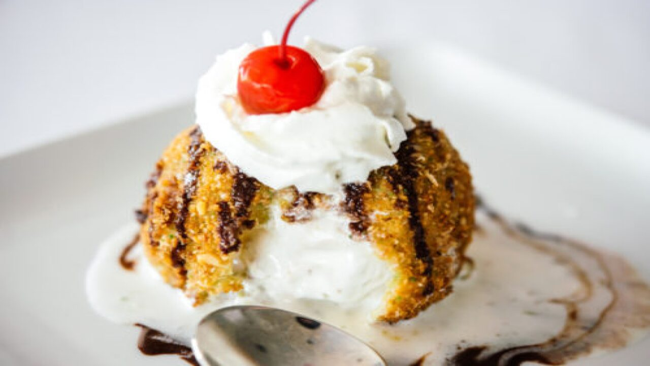 How To Make Fried Ice Cream In Your Air Fryer