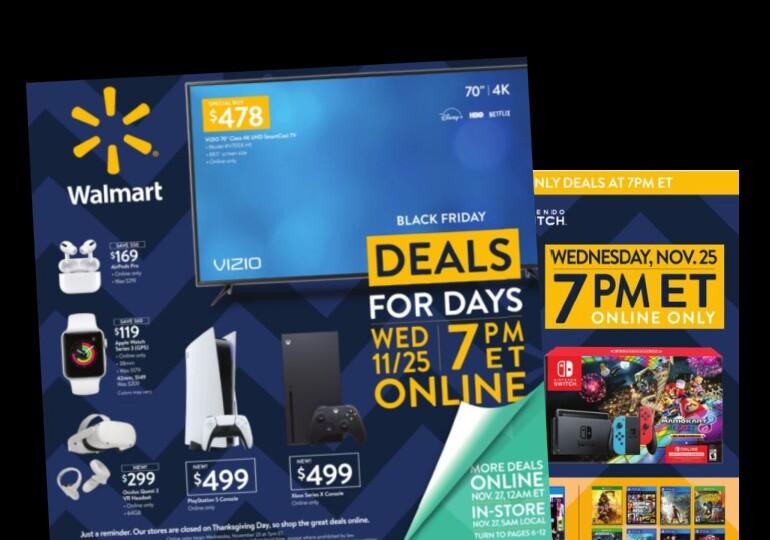 Walmart-Black-Friday-Ad, Passion for Savings.com